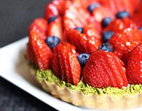 Food & beverage photography-Marriott
