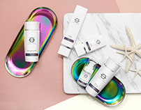 Keanu Clifford - Skin Care Branding