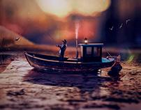 Fisherman Of Illusions