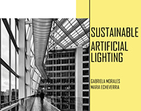 Design 6: Sustainable Artificial Lighting Research Book