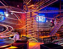 Rollercoaster Restaurant Vienna