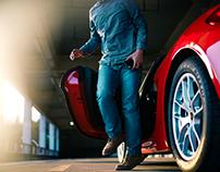 Porsche Boxster Lifestyle
