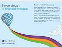 Project - 7 Steps to Financial Wellness