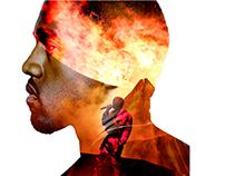 Double Exposure project feat Kanye