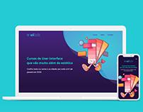 Landing Page - UI Lab
