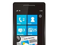 Windows Phone App Design