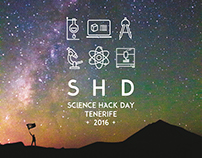 Science Hack Day Tenerife 2016