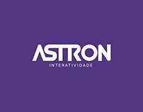 Astron Interatividade | Branding