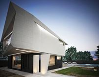 M House - Designed byMarcel Luchian Studio