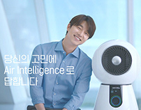COWAY - AIR INTELLIGENCE