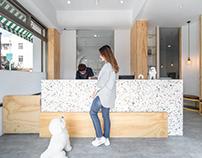 Commercial Interior Design | Mu Pet Salon 毛小孩與毛爸媽的療癒沙龍