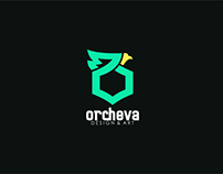ORCHEVA DESIGN & ART NEW LOGO