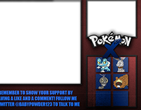 Pokemon X Double Team Nuzlocke Challenge - Overlay