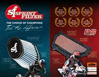 Sprint Filter stand EICMA 2014