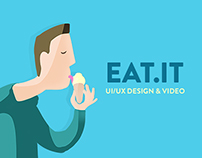 EAT.IT  Commercial Video & Web Design