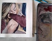 Paint sketches-2018