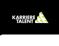 Karrieretalent / Werbetalent - Logodesign
