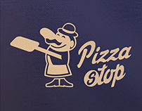 Pizza sTop Rebrand