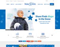 Make-A-Wish website