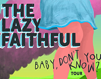 THE LAZY FAITHFUL tour