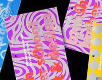 British Higher School of Art & Design broshures story