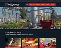 MEDIMA - Website Design and Wordpress theme