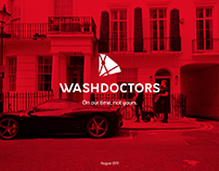 WashDoctors Pitchdeck (Short Version)
