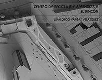 Análisis UI Avanzada / Centro de reciclaje y aprendizaj