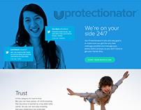 Usurance Site Design / Brand Launch & Campaign