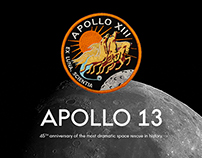 Apollo 13 - the successful failure