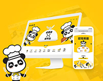 Panda Place Website Revamp