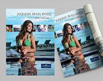 """Juquehy praia hotel """"Materiais"""""""