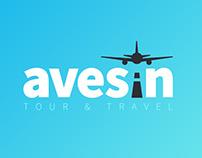 Avesin branding