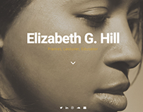Elizabeth G. Hill: Branding and Website