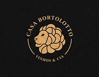 Casa Bortolotto | Visual Identity