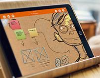 iBrainstorm iPad App