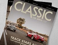 Classic Car Africa Magazine