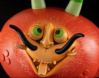 Pictoplasma Mask