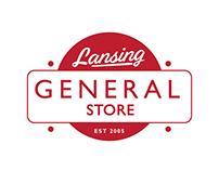 Lansing General Store Logo