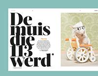 de Volkskrant - feature Sir Edmund 31/03/2018