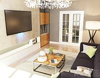Interior Design from KSD. Living Room