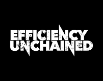 Efficiency Unchained - Branding and marketing campaign