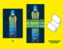 Lucozade - Bite-size Science Giveaways