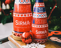 Sırma / New Year Bottle Design