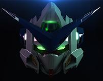 Gundam Exia.