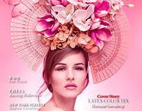 Samira Sheeba Magazine