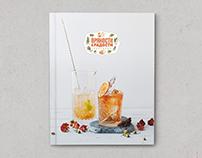 Коктейльные карты с летними и осенними напитками