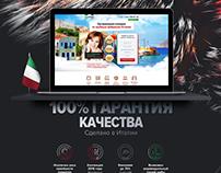 Abano Travel — организация шубных туров в Италии