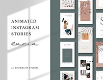 ANIMATED Instagram Stories – Lucia