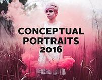 Conceptual Portraits - 2016